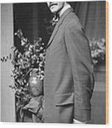 Arthur B. Davies 1862-1928 Wood Print