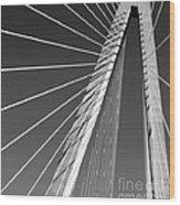 Arthur Ravenel Jr.bridge Wood Print