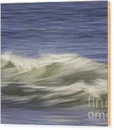 Artistic Wave Wood Print