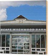 Artscape Wychwood Barns Barn # Two Wood Print