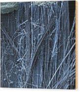Asbestos, Sem Wood Print
