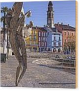 Ascona - Switzerland Wood Print