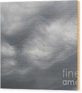 Asperatus - Sky Before Storm Wood Print