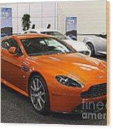 Aston Martin Db9 . 7d9624 Wood Print