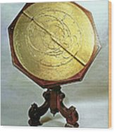 Astrolabe Wood Print