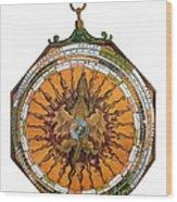 Astronomicum Caesareum With Dragon Wood Print