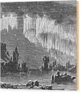 Aurora Borealis, 1868 Wood Print