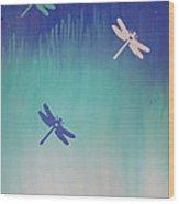 Auroraphidia Wood Print