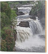 Ausable Chasm 5172 Wood Print