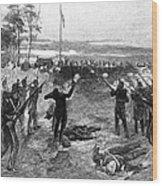 Australia: Rebellion, 1854 Wood Print