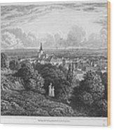 Austria: Baaden, 1822 Wood Print
