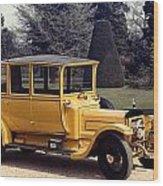 Auto: Daimler, 1913 Wood Print