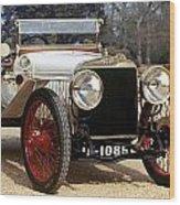 Auto: Hispano-suiza, 1912 Wood Print