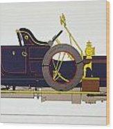 Auto: Rolls-royce, 1908 Wood Print