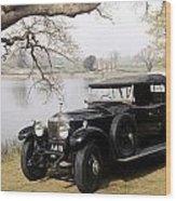 Auto: Rolls-royce, 1925 Wood Print