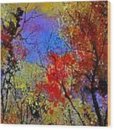 Autumn 458963 Wood Print