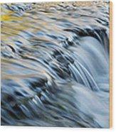 Autumn Autrain Cascade Wood Print