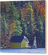 Autumn Color 5 Wood Print