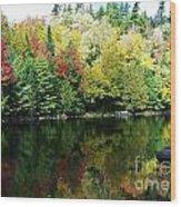 Autumn Jewels 3 Wood Print