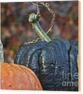 Autumn Riches Wood Print