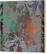 Autumns Splendor Wood Print