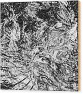B-w 0502 Wood Print