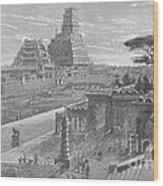 Babylon Wood Print