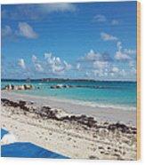 Bahamas Cruise To Nassau And Coco Cay Wood Print