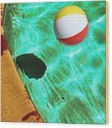 Ball Wood Print