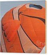 Balloon-nemo-7655 Wood Print