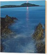 Ballycotton, County Cork, Ireland Wood Print