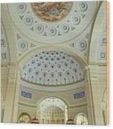 Baltimore Basilica Wood Print