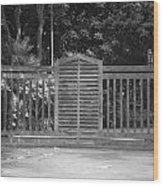 Bargate Wood Print