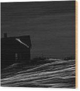 Barn 673 Wood Print