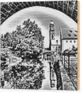 Basilika St. Martin  Wood Print