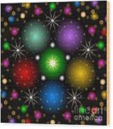 Be Jeweled 2012 Wood Print