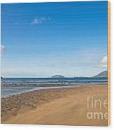 Beach Ireland Wood Print