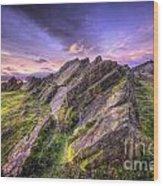 Beacon Hill Sunrise 10.0 Wood Print