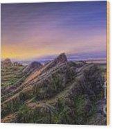 Beacon Hill Sunrise 7.0 Wood Print