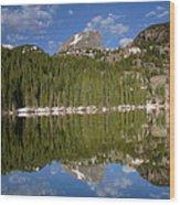 Bear Lake 4 Wood Print