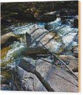 Bear River 2 Wood Print