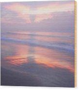 Beauteous Light - 3 Wood Print