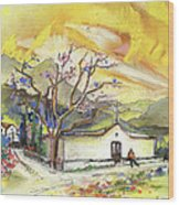 Beautiful Andalusia 01 Wood Print