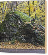 Beautiful Vermont Scenery 15 Wood Print