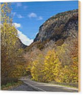 Beautiful Vermont Scenery 26 Wood Print