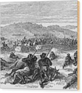 Beecher Island, 1868 Wood Print