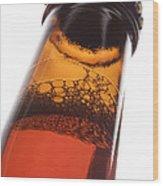 Beer Bottle Neck 2 F Wood Print