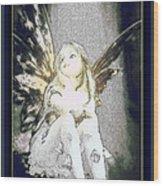 Bell Fairy  Wood Print