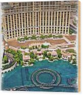Bellagio - Impressions Wood Print