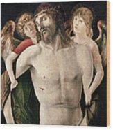 Bellini: Pieta Wood Print